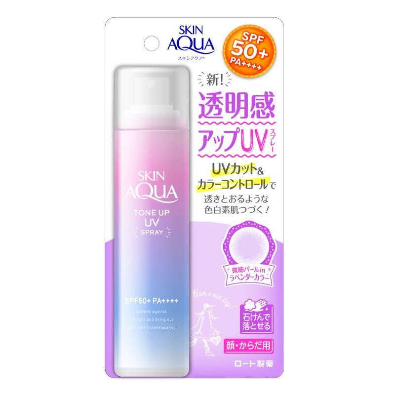 Sunplay Skin Aqua Tone Up UV Mist SPF 50 PA+, 70g