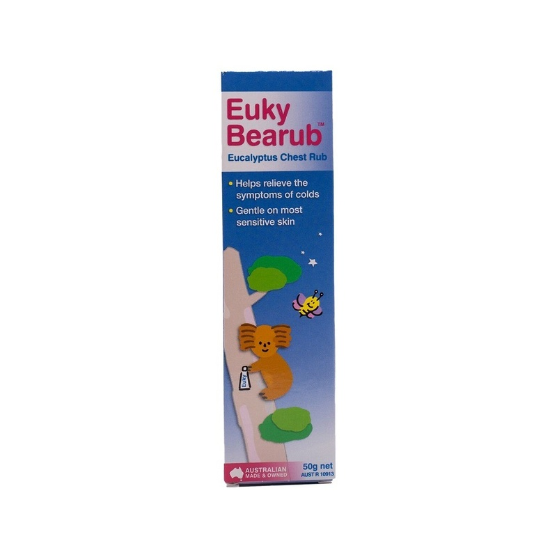 Euky Bear Rub, 50g