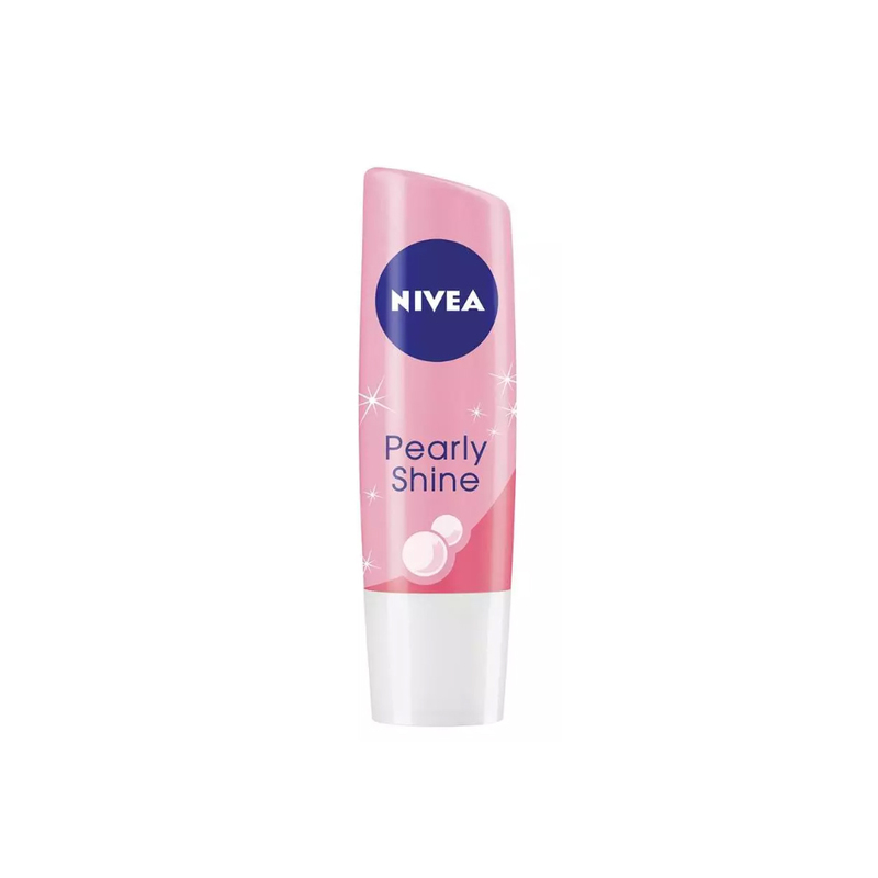 Nivea Pearly Shine Lip Balm, 4.8g