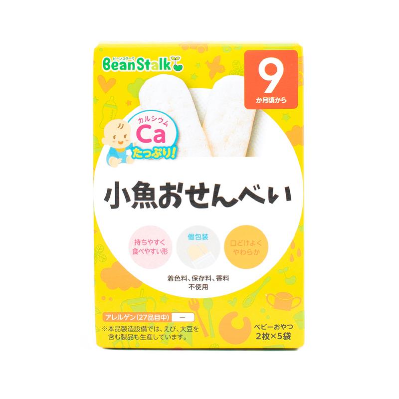 Beanstalk Fish Rice Biscuit (9M+) 20g