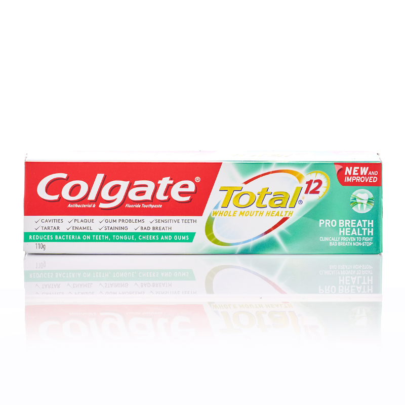 Colgate Total Professional Breath Health Toothpaste 110g