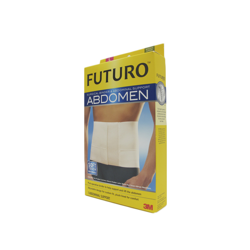 Futuro Surgical Binder & Abdominal Support L