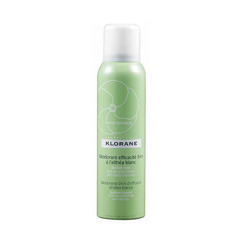 Klorane Deodrant Spray 24H White Althea, 125ml