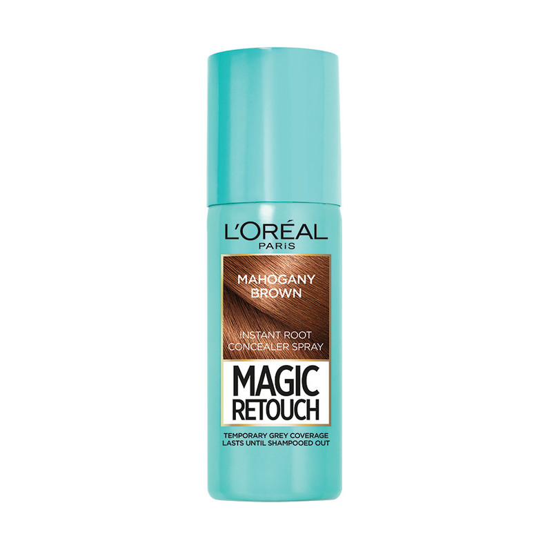 L'Oreal Magic Retouch Mahogany Brown, 75ml