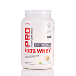 GNC 100% Whey Protein(Natural Vanilla) 2.06Lbs