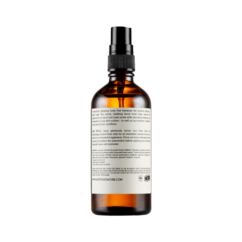 Antipodes  Resurrect Clarifying Facial Toner 100ml