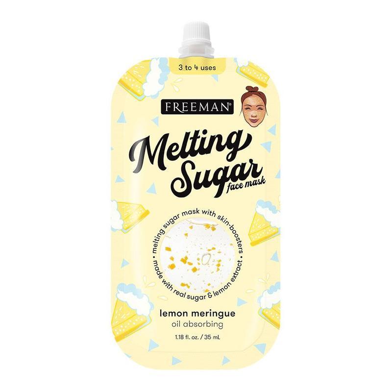 Freeman Melting Sugar Oil Absorbing Lemon Meringue, 35ml