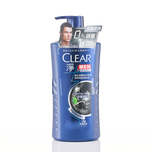 Clear Men Charc Fre Sh 750+200mL
