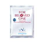 For Beloved One Hyaluronic Acid GHK-Cu Moisturizing Bio-Cellulose Mask 3pcs