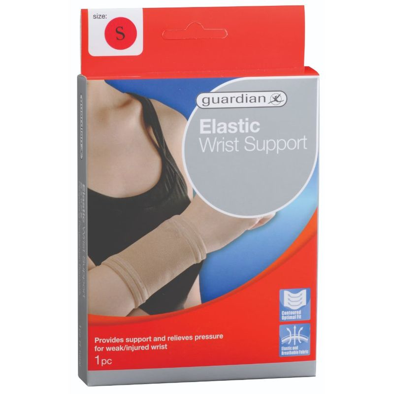 Guardian Elastic Wrist Support S 1pc