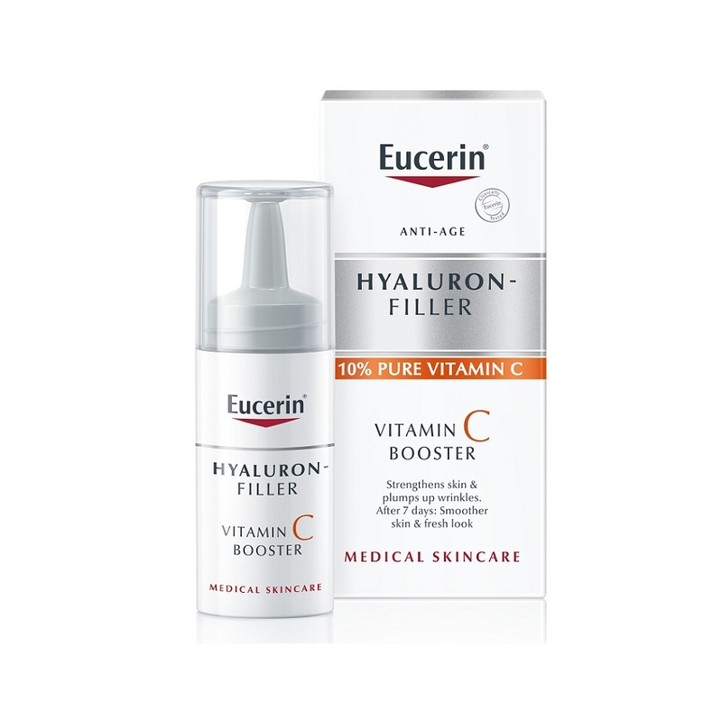 Eucerin Hyaluron Filler Vitamin C Booster, 8ml