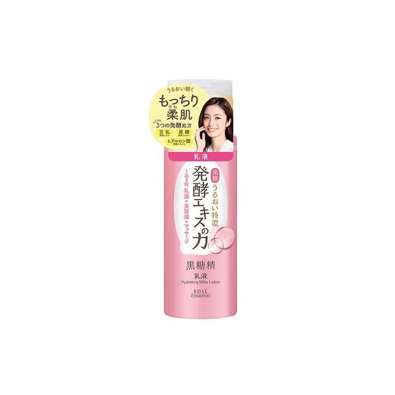 Kose Cosmeport Kokutousei Moist Hydrating Milky Lotion, 150ml