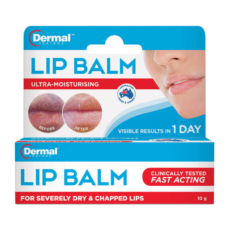 Dermal Therapy Lip Balm, 10g