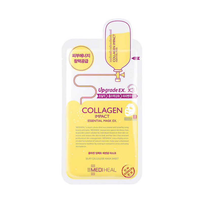 Mediheal Collagen Impact Essential Mask Sheet