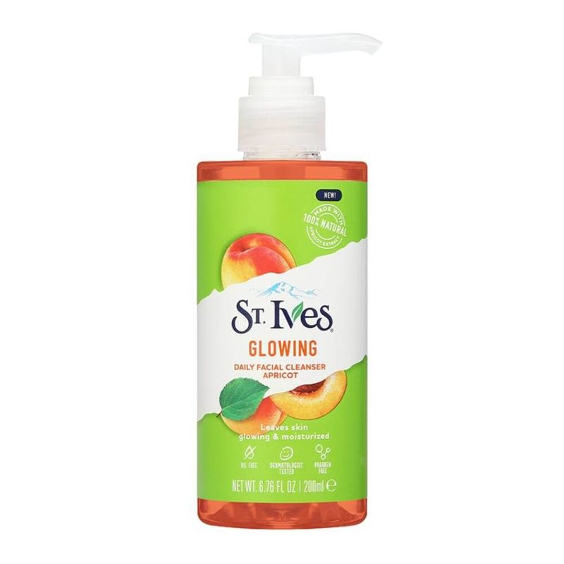 St Ives Glowing Apricot Cleanser 200ml