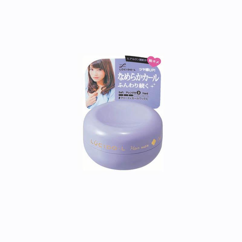 Lucido-L Non-Sticky Creamy Curl Wax, 20g
