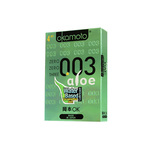 Okamoto 003 Aloe Condoms, 10pcs