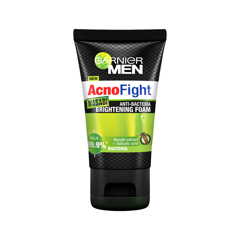 Garnier Men Acno Wasabi Foam 50ml