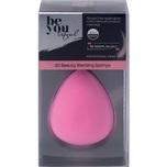 Beyoutiful 3D Sponge(Flat Angle)-Pink 1pc