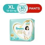 Pampers Silk Pants XL, 30pcs