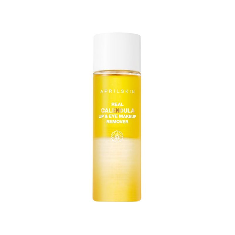 Aprilskin Real Calendula Lip & Eye Makeup Remover
