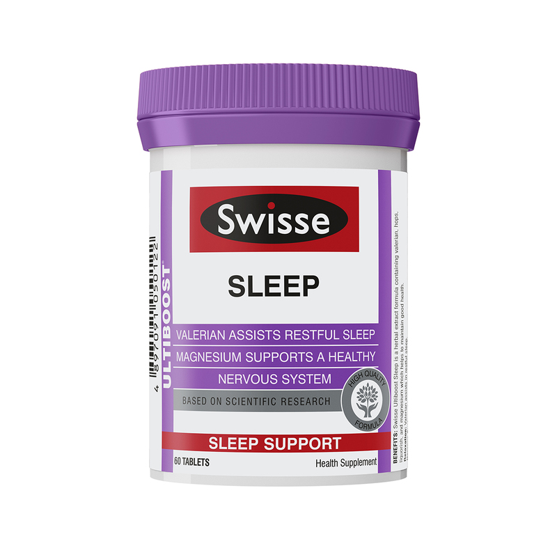 Swisse Ultiboost Sleep Tab 60pcs