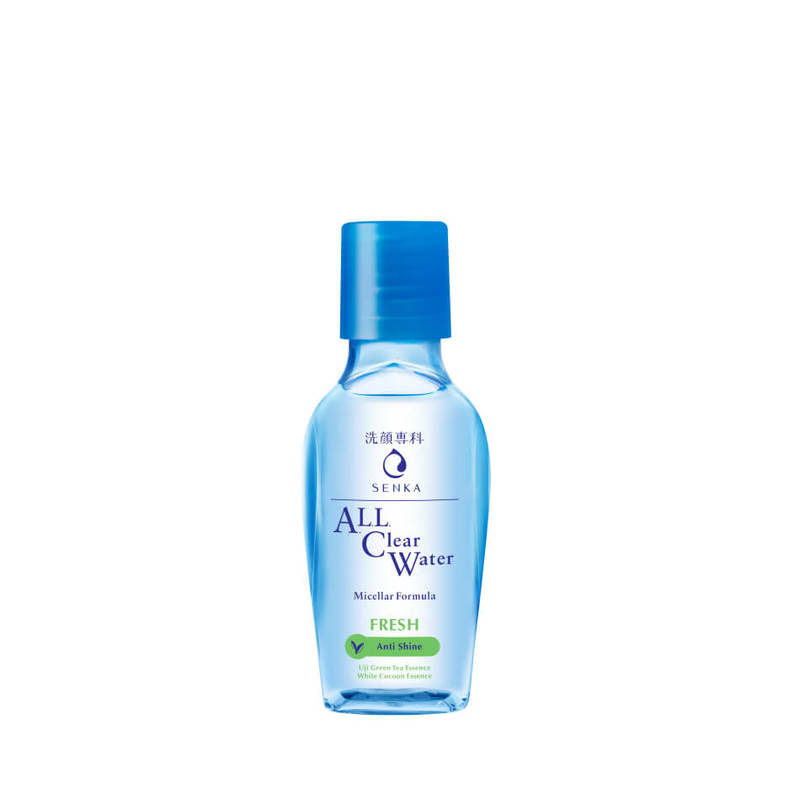 Senka All Clear Water Micellar Water Fresh 70ml