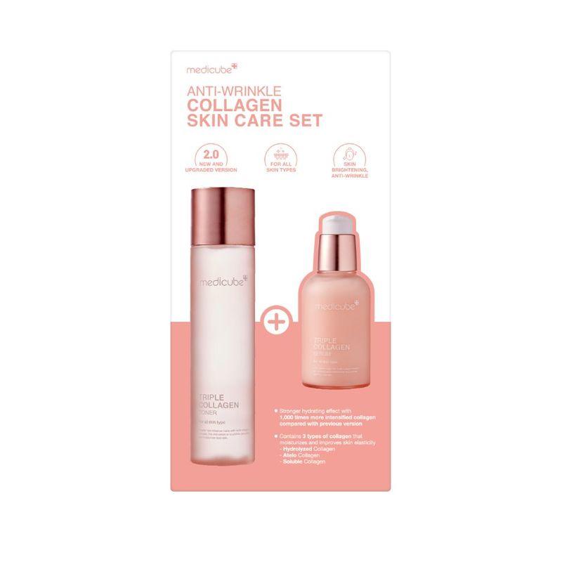 Medicube Anti-Wrinkle Collagen Skin Care Set