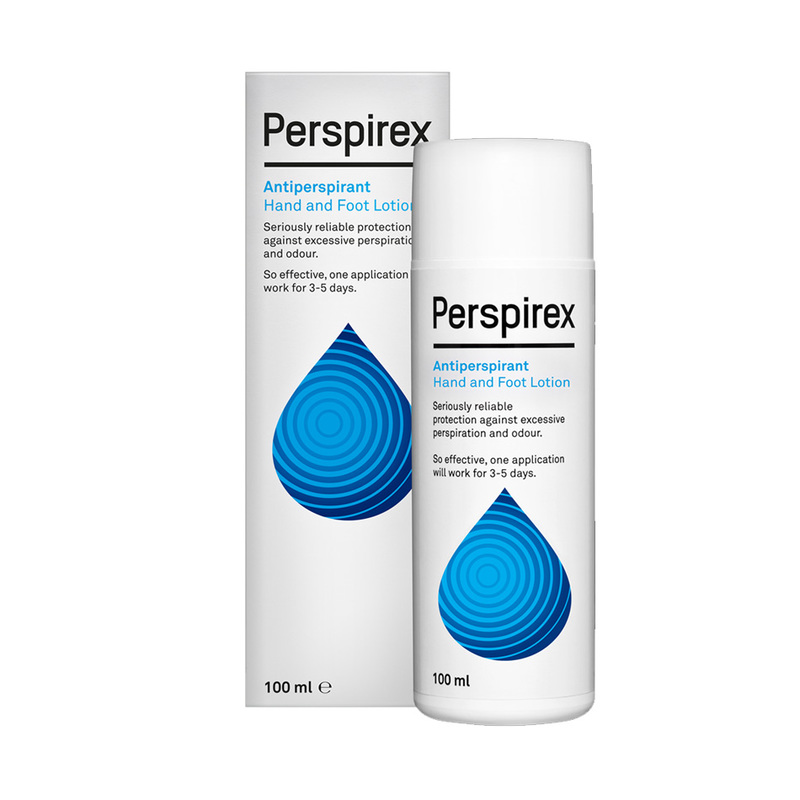 Perspirex Hand and Foot Lotion, 100ml