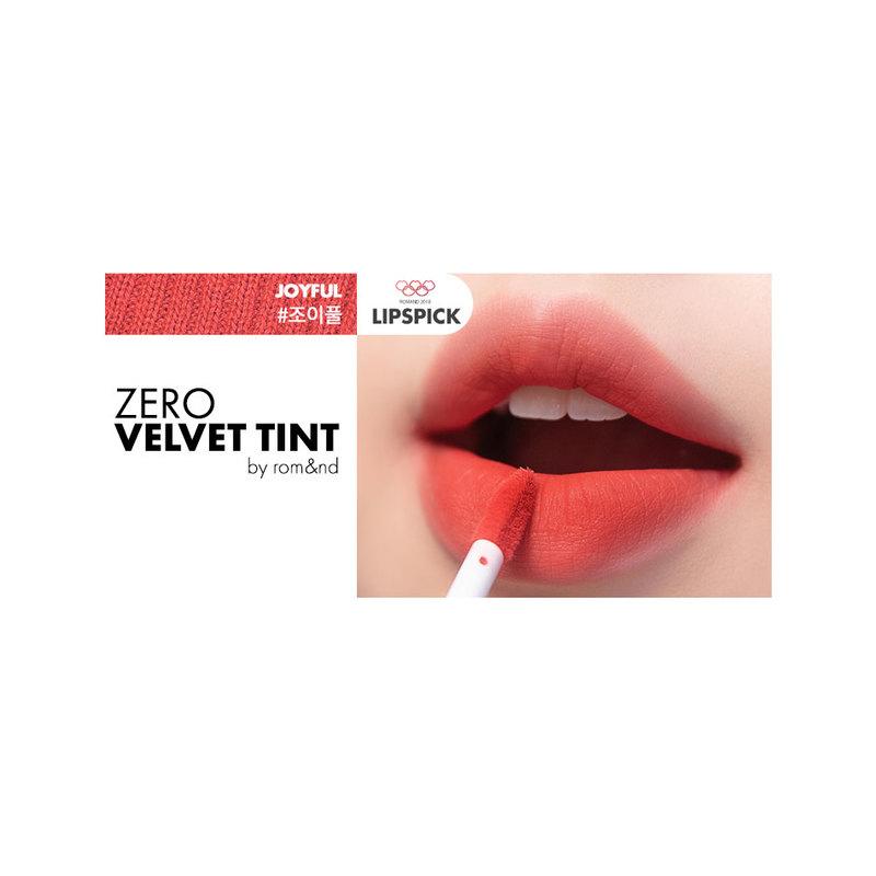 Romand Zero Velvet Tint 02 Joyful