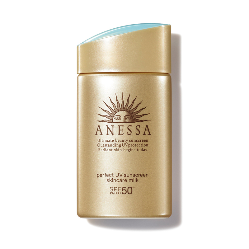 Anessa Perfect UV Sunscreen Skincare Milk SPF50+ PA++++ 60mL