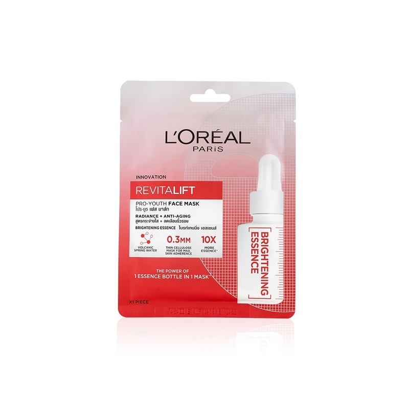 L'Oreal Dermo-Expertise Revitalift Pro-Youth Face Mask Brightening
