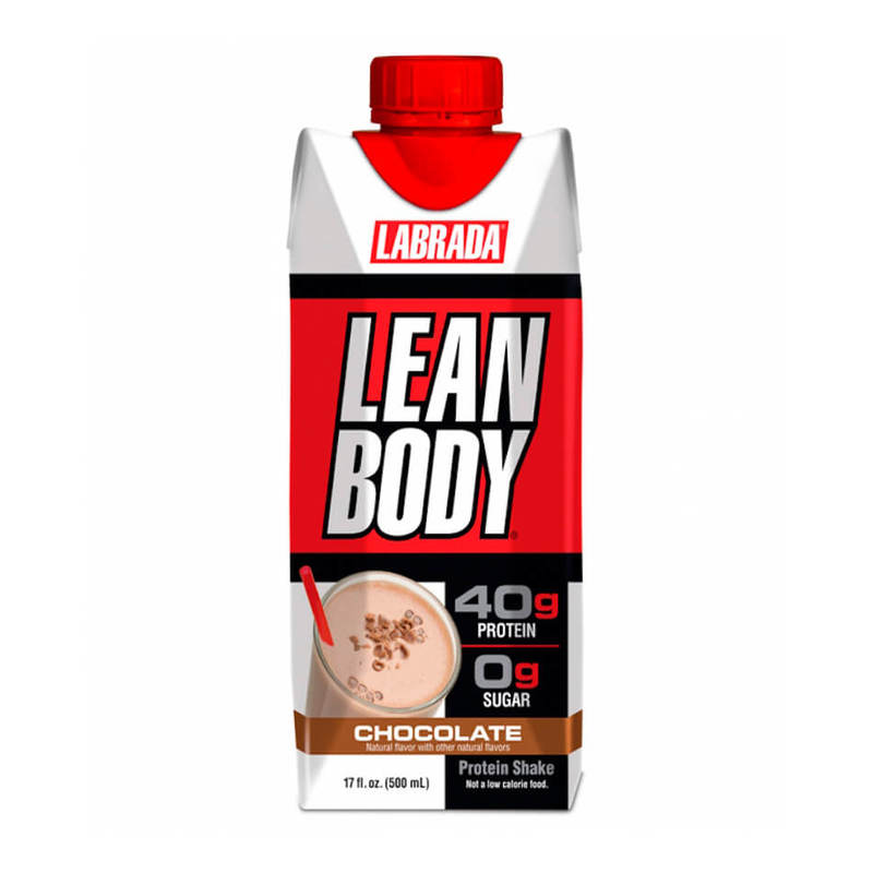 Labrada Lean Body RTD Chocolate 500ml