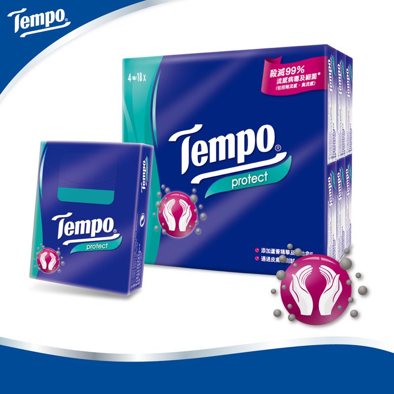 Tempo Protect Petit 7pcs x 18bags