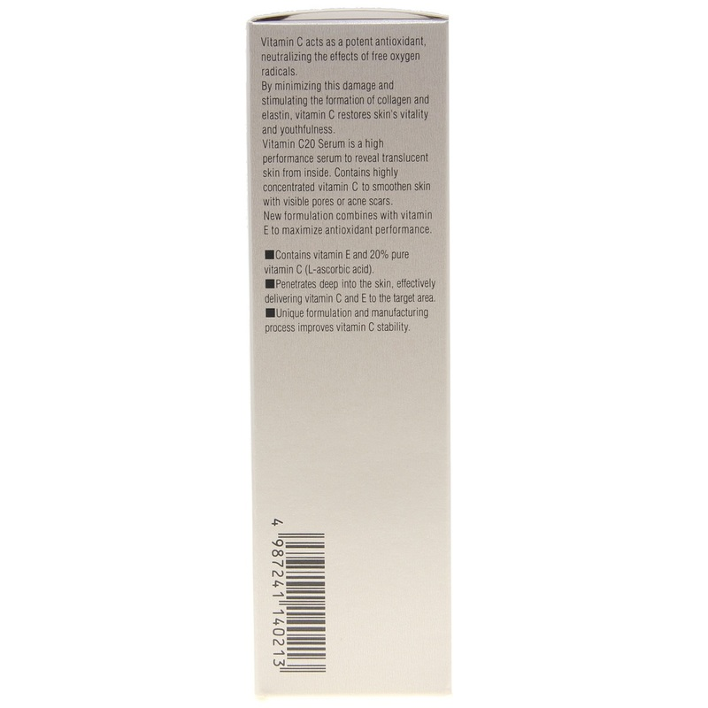 Dermacept Vitamin C20 Serum 15mL