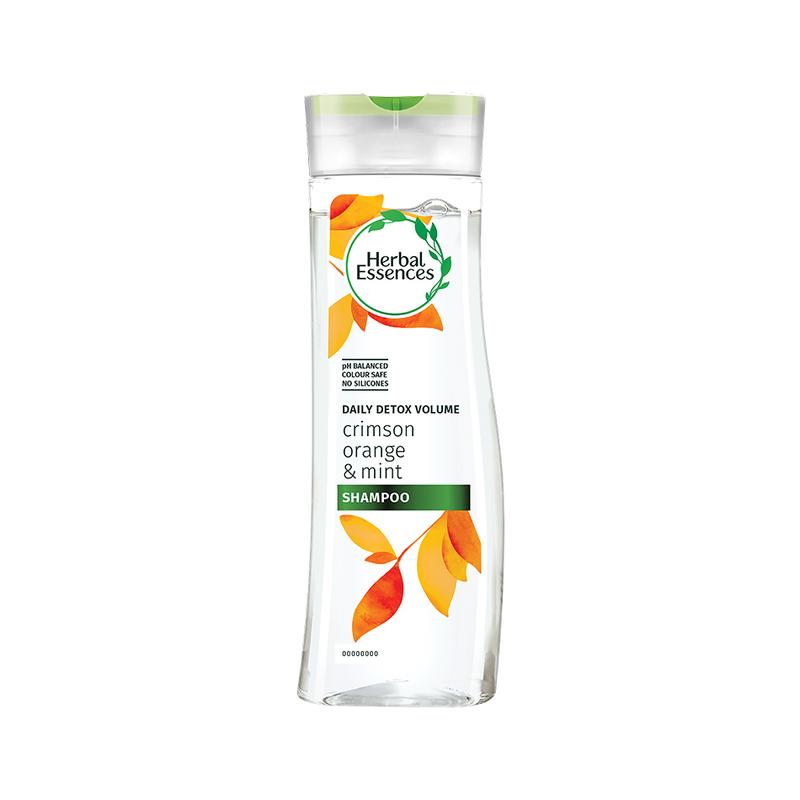 Herbal Essences Daily Detox Volume Shampoo, 300ml