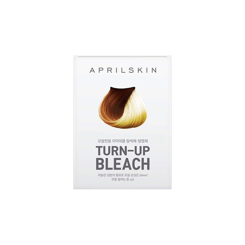 Aprilskin Turn Up Bleach, 57.4g