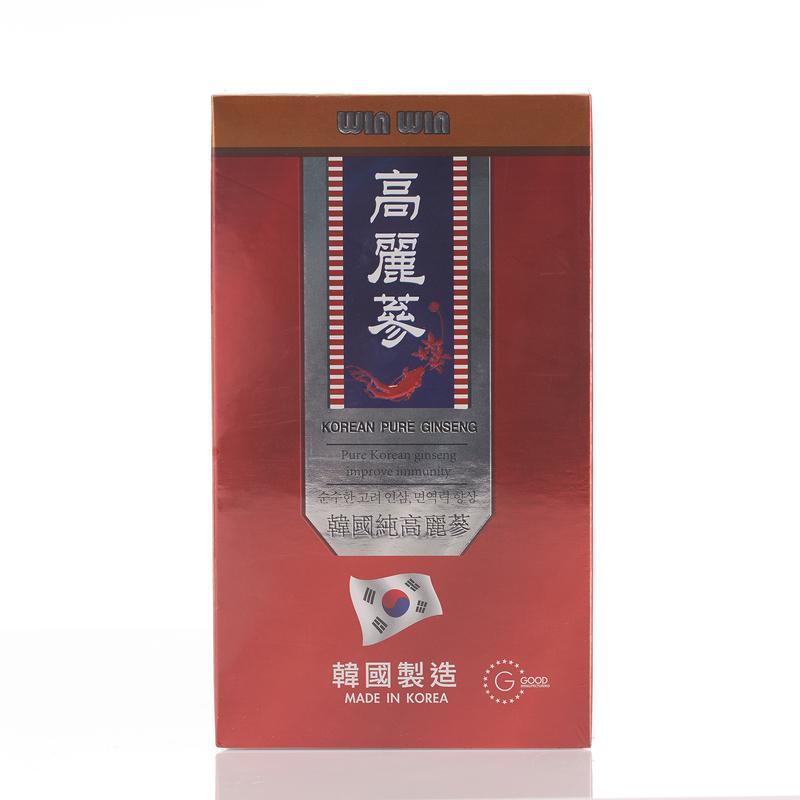 WINWIN Korean Pure Ginseng 60pcs