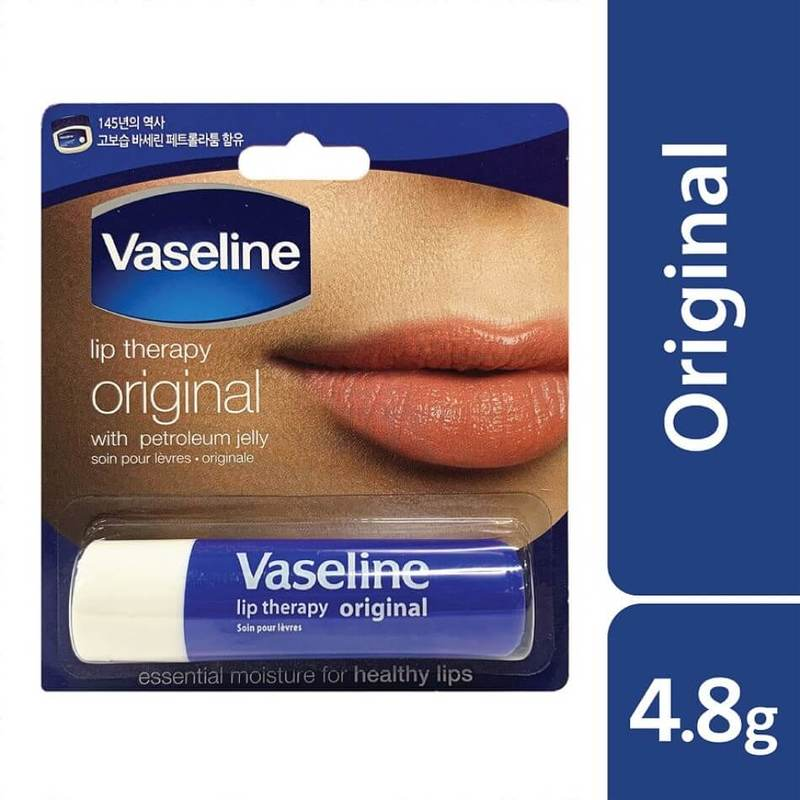 Vaseline Lip Therapy Original Stick, 4.8g