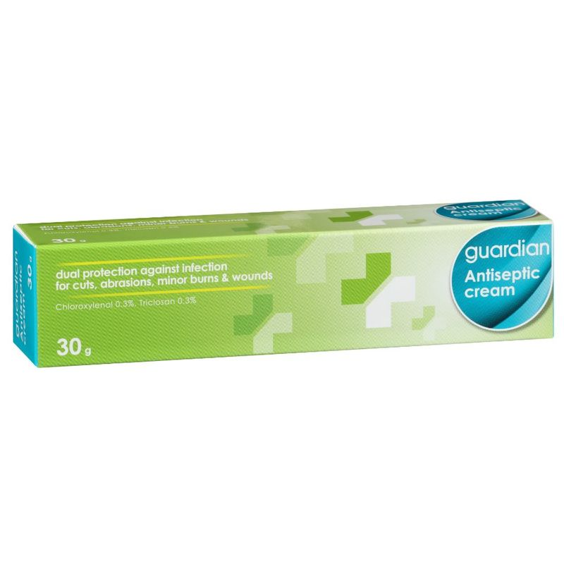 Guardian Antiseptic Cream, 30g