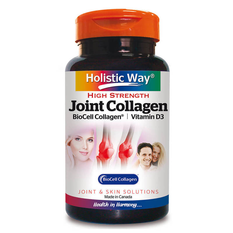 Holistic Way Joint Collagen, 60 tablets