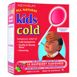 All Natural Kids Cold Lozenges, 10pcs