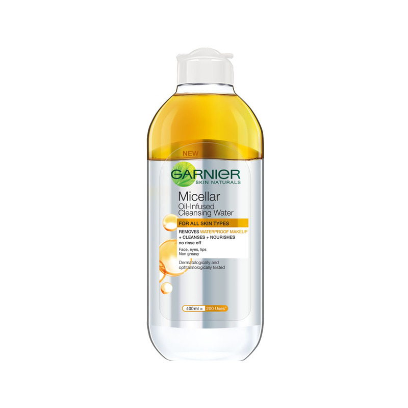 Garnier Argan Micellar Water Argan, 400ml