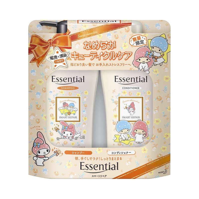 Essential X My Melody & Twin Stars Limited Pack (Nourishing & Easy Manageable)