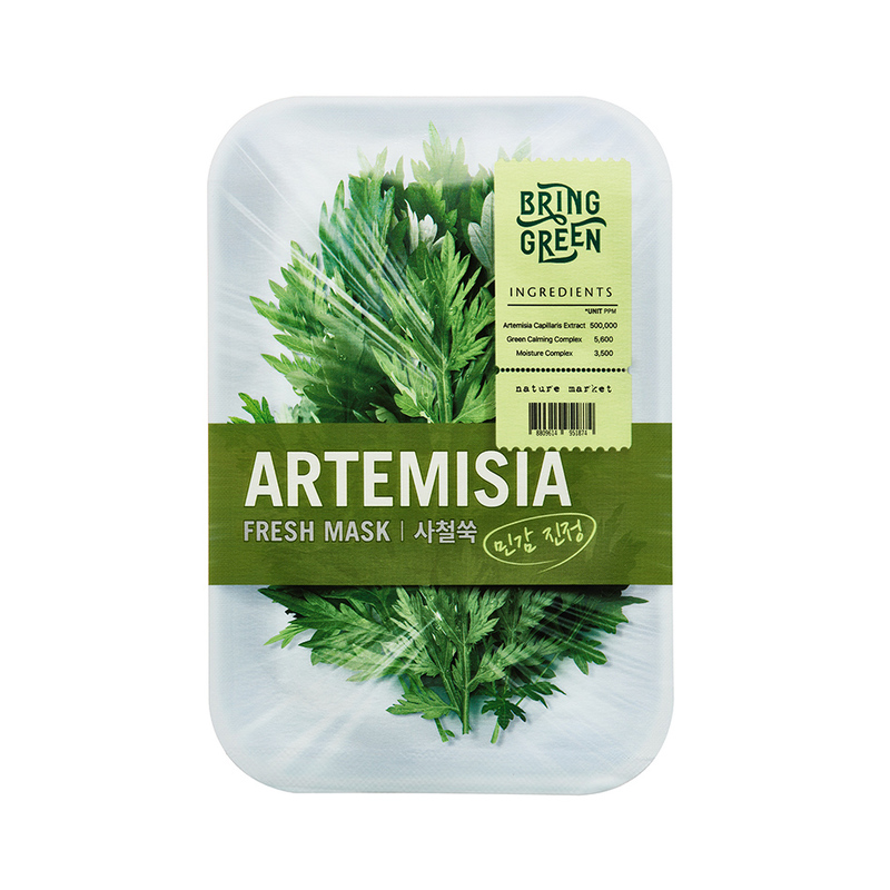 Bring Green Fresh Mask Artemisia 20g