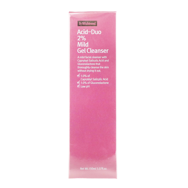By Wishtrend Acid-Duo 2% Mild Cleanser, 150ml