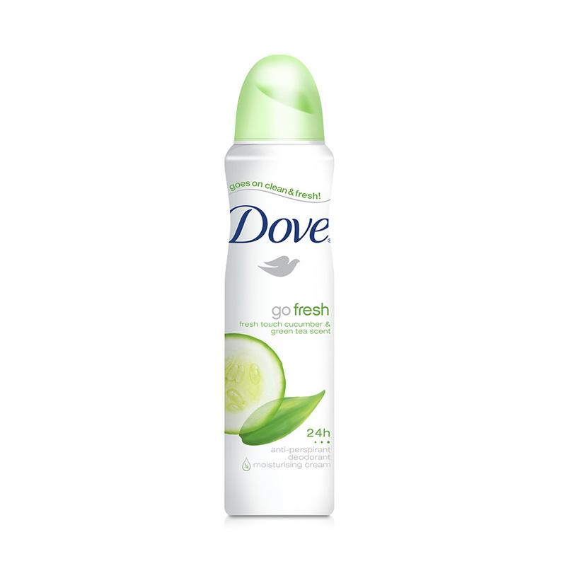 Dove Go Fresh Green Tea Anti-Persperant Deodorant, 100g