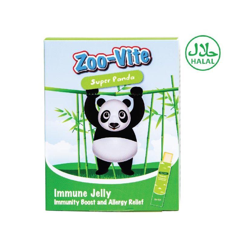Nature's Essentials Zoo Vite Immune Jelly Sticks, 30pcs