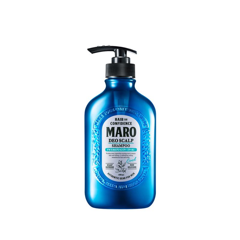 Maro Deo Scalp Shampoo Cool, 400ml