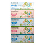 Mannings Neutral Ultra Soft Facial Tissue 5boxes